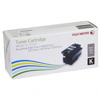Fuji Xerox CT202264 (原裝) (2K)Toner Cartridge - Bla