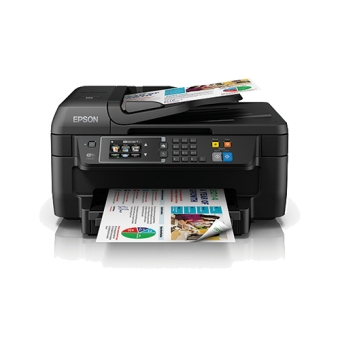 Epson WorkForce WF-2661 (4合1) (Wifi) (雙面打印) (網絡) 噴