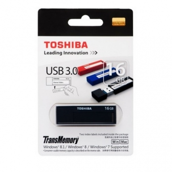 Toshiba Daichi 16GB (USB 3.0) USB 手指