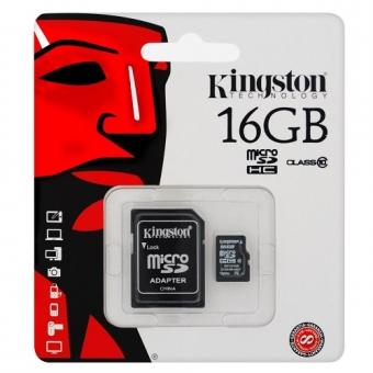 Kingston 16.0GB (Class 10) Micro SD Card (SDC10/16