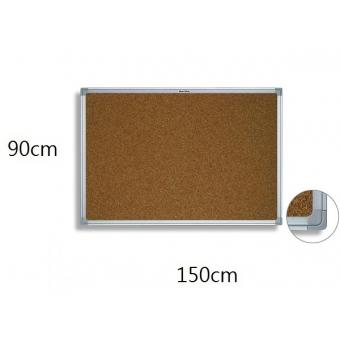 FAX88 鋁邊水松板  90cm(H) x 150cm(W)