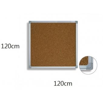 FAX88 鋁邊水松板 120cm(H) x 120cm(W)