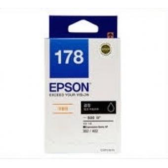 Epson (T1771) C13T177183 (原裝) Ink - Black