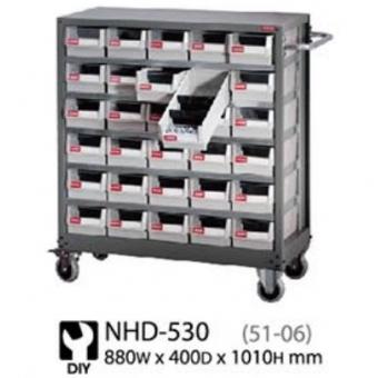 SHUTER 樹德 NHD-530 零件櫃