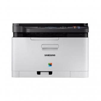 Samsung SL-C480W (3合1) (Wifi) (NFC) (網絡) 彩色鐳射打印機 (