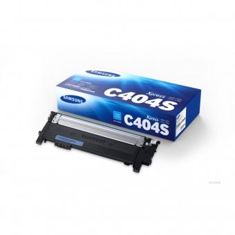 Samsung CLT-C404S (原裝) (1K) Laser Toner - Cyan  SL