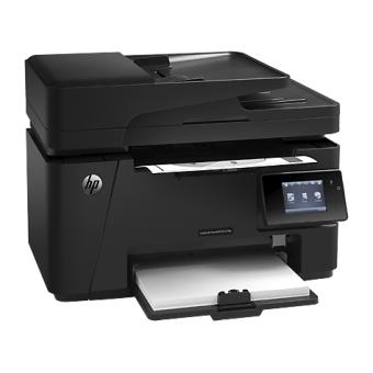 HP LaserJet Pro MFP M127fw (4合1) 鐳射打印機 (CZ183A)
