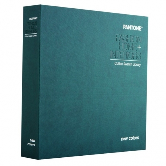 PANTONE® 棉布版色庫增頁 FHIC110