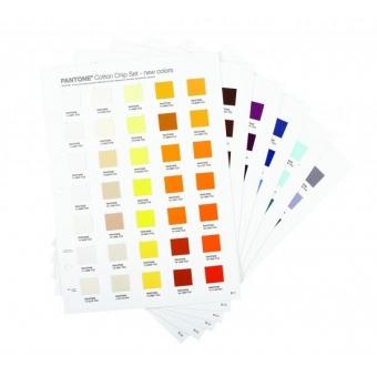 PANTONE® 棉布版色票套裝增頁 FHIC410